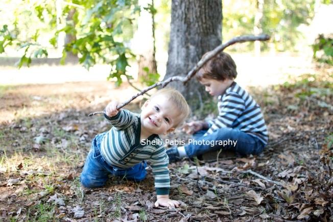 homeschooling nature lesson